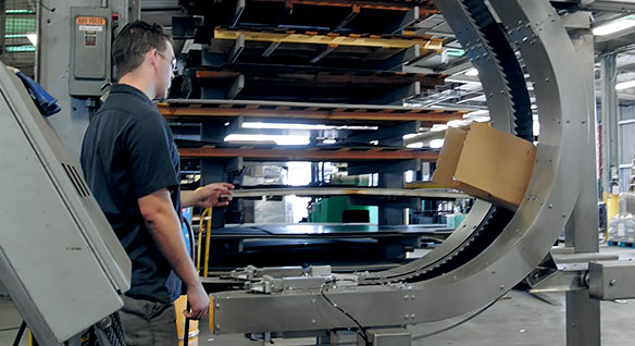 Video: See how CLE streamlined its conveyor lines manufacturing processes
