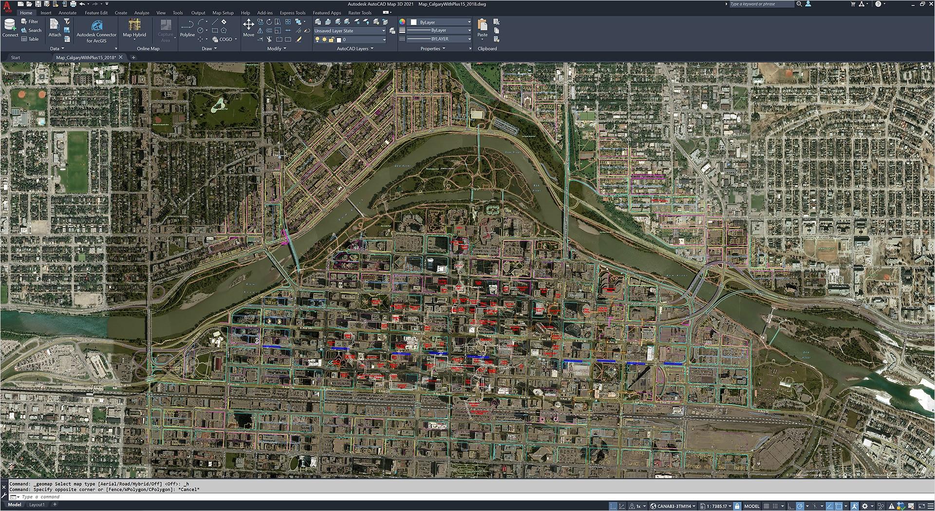 Download Autodesk Autocad Map 3d 2017 Mac