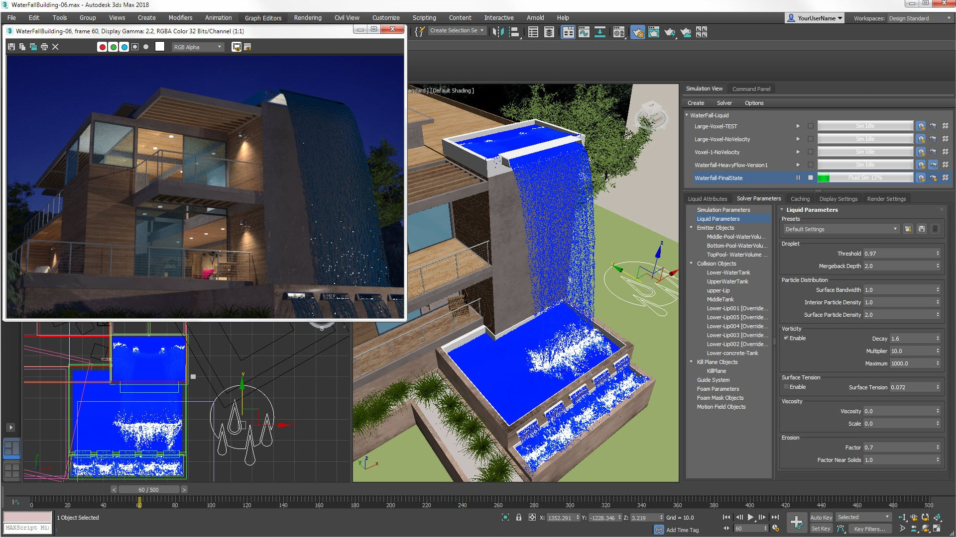 What's New In 3ds Max 2018   3D Modeling & Rendering ...