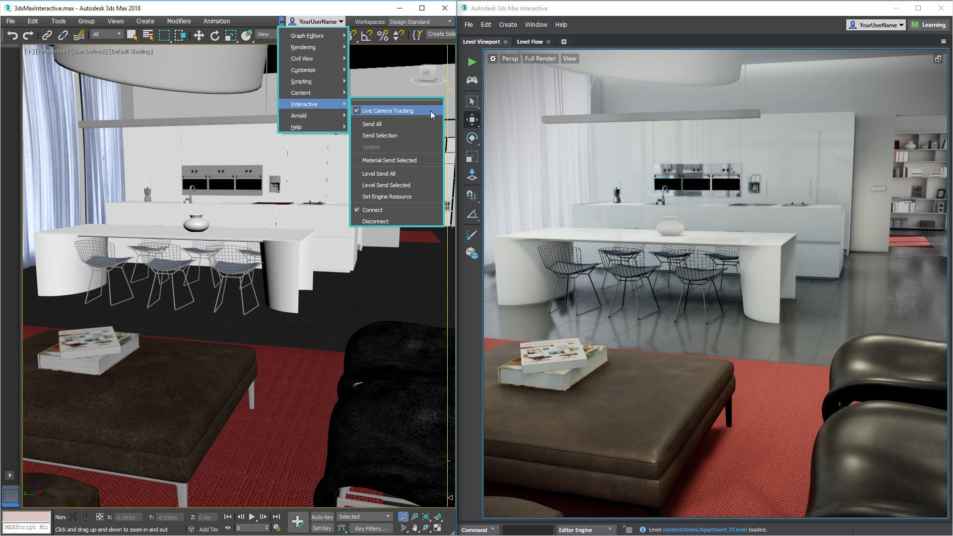 Floor Plan Creation What S New In 3ds Max 2019 3d Modeling Amp Rendering