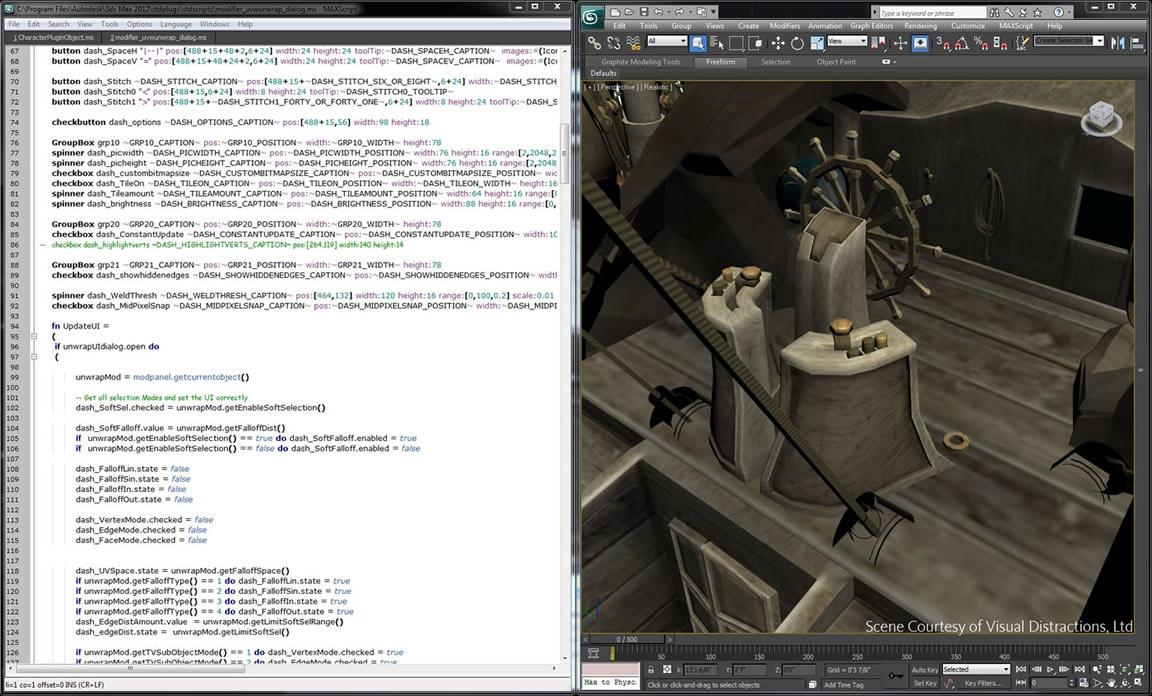 Personnalisation de 3ds Max à l'aide de la trousse de développement logiciel (SDK)