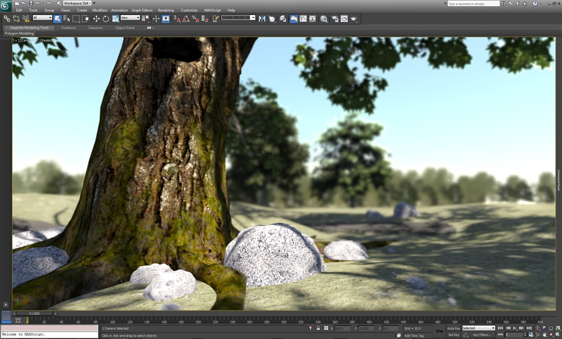 3ds Max | 3D Modeling, Animation & Rendering Software | Kanisco