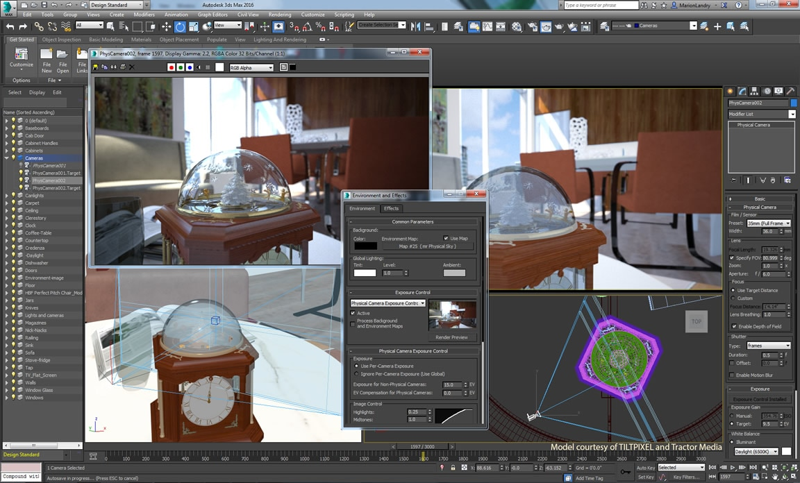 New Features In 3ds Max 2020 3d Modeling Amp Rendering