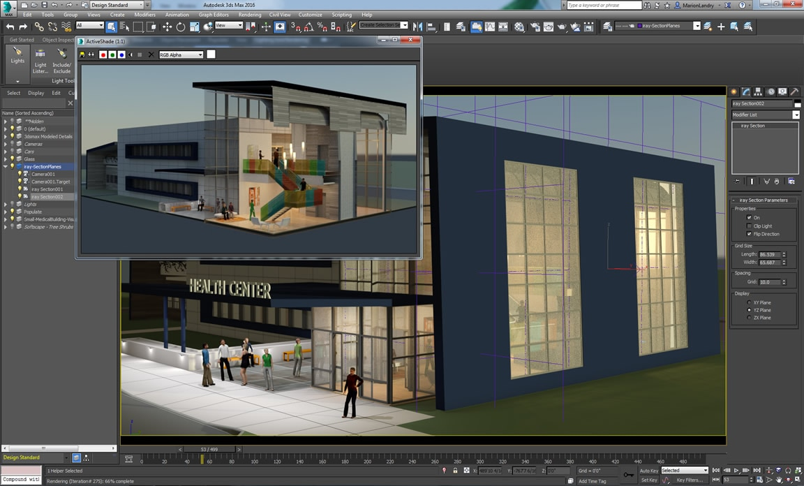 3ds Max 3d Modeling Animation Rendering Software