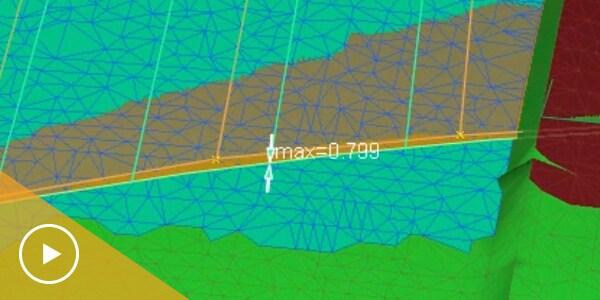 Video: definizione di una superficie da una scansione di mesh