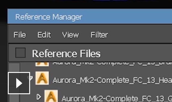 Video: The reference manager supports Alias Assemblies, which means a reference can now contain subreference files