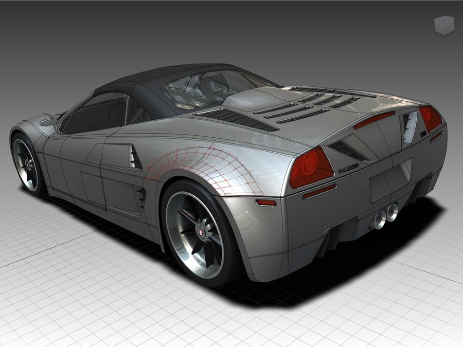 surface design automotive design alias features. Black Bedroom Furniture Sets. Home Design Ideas