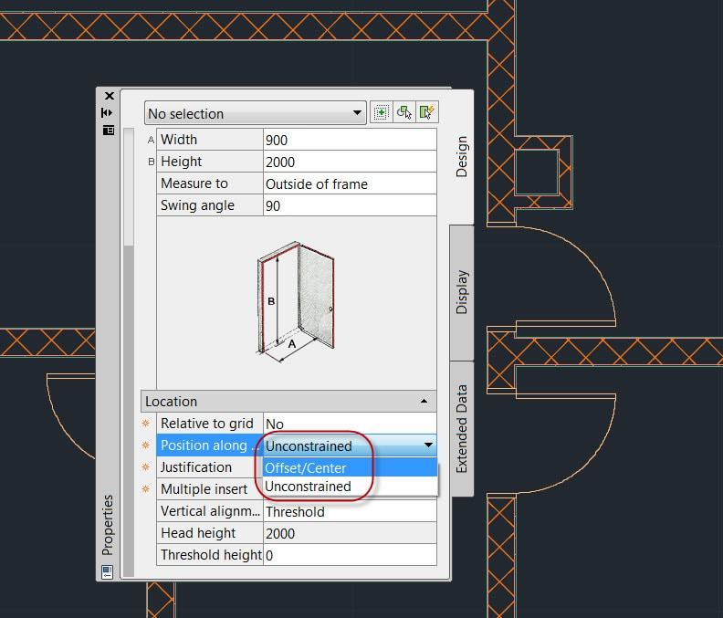 AutoCAD Architecture Screenshot