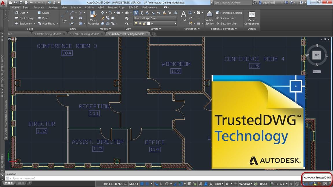 Ajude a garantir a fidelidade de seus desenhos do AutoCAD ao compartilhar e salvar dados de projeto