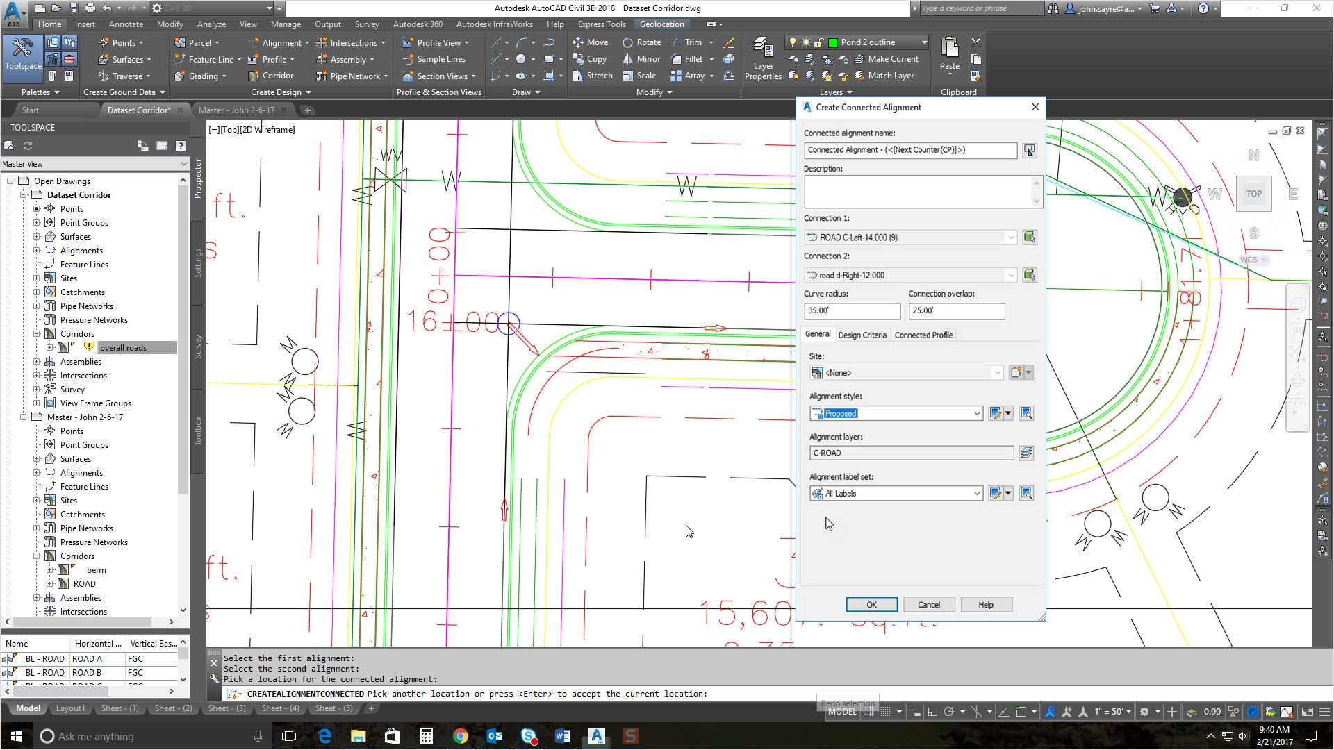 What 39 S New In Autocad Civil 3d 2018 Features Autodesk