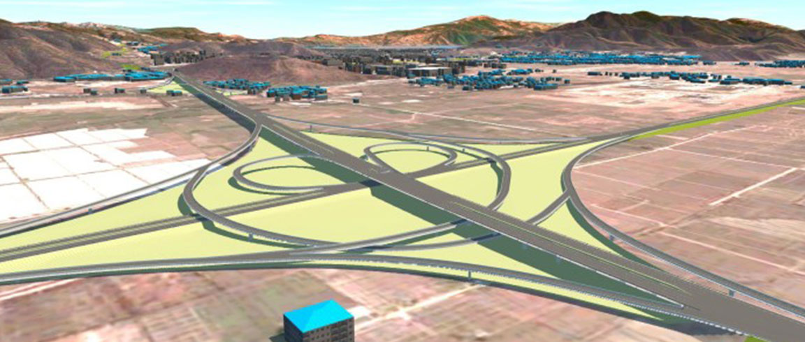 SCODI usa el software de diseño de ingeniería civil Civil 3D