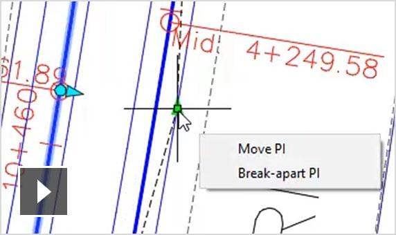 Rail platform edge tool