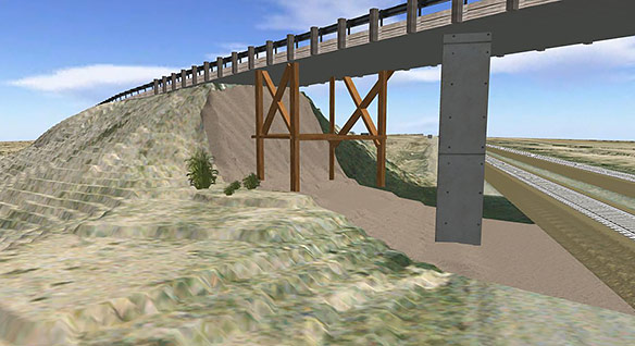 New Mexico DOT uses Civil 3D civil engineering software