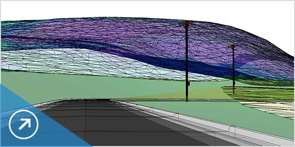 Civil engineering design software: Visualisation and analysis