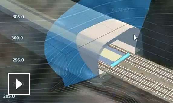 Video: Optimize and enhance the rail design process using the tools in the AEC Collection