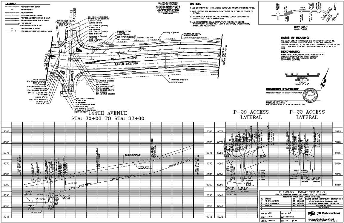 Genere planos de producción anotados y documentación de construcción