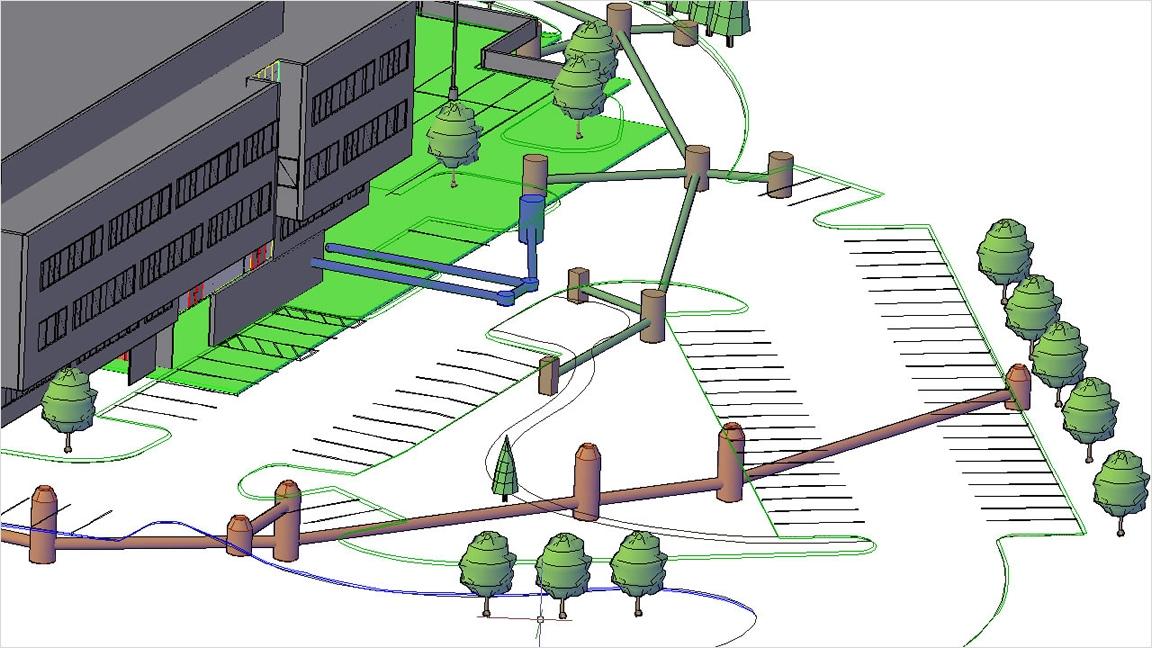 Nástroje založené na pravidlech pro dešťové a kanalizační sítě