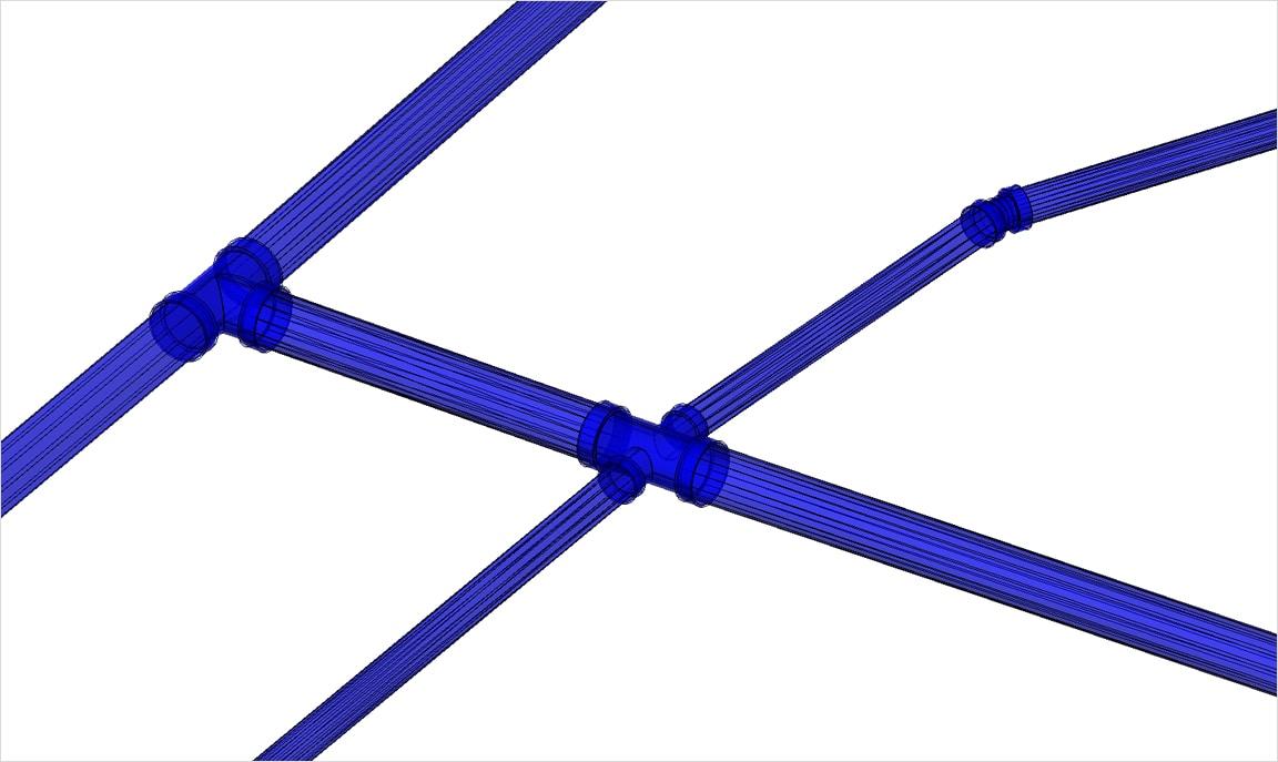 Luo paineputkiverkostoja