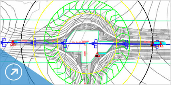 Streamline time-consuming tasks for corridor, parcel, and pressure and gravity network design