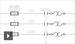 AutoCAD Electrical 概述視訊