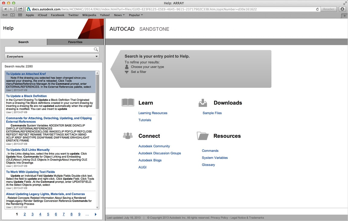 Cad Tools Autocad Software Features Autodesk