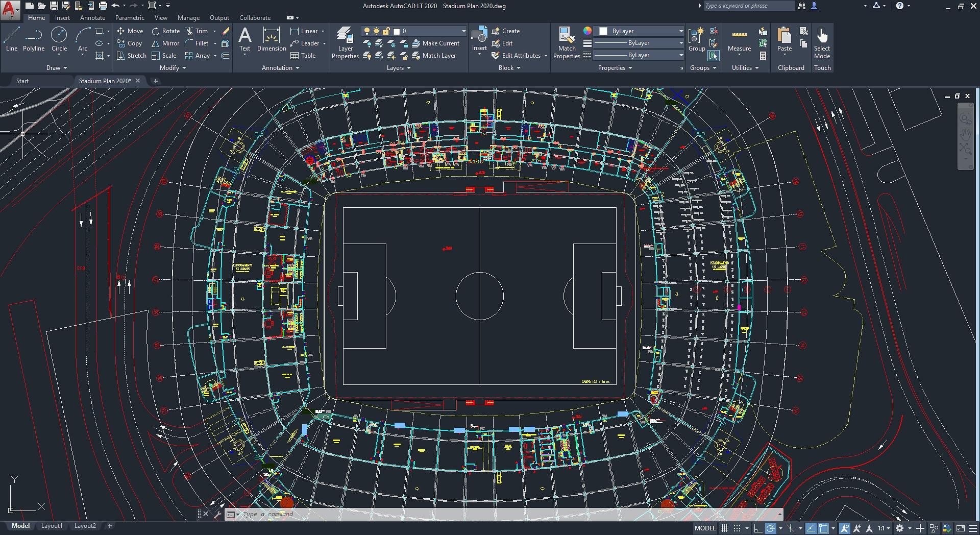 優れた操作性と効率性を兼ね備え、高精度な 2D 図面やドキュメント作成に最適なCADソフトウェア
