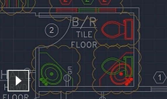 ビデオ: AutoCAD LT 2021 の新しい図面履歴機能の紹介