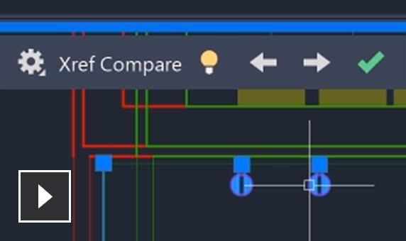 Vidéo: utiliser la fonction de comparaison des Références externes