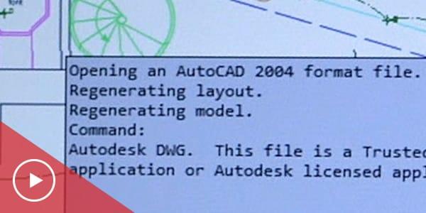 how to hide pdf underlay autocad