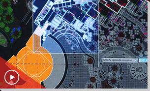 AutoCAD smart dimensioning video
