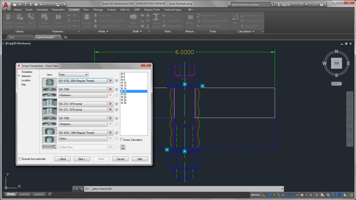 Sada Nastroju Autocad Mechanical Software Pro Tvorbu