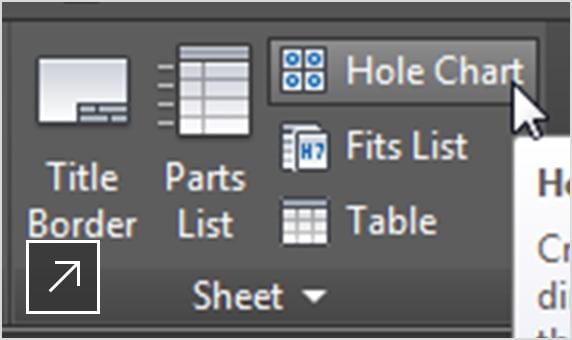 Inteligentní nástroje pomáhají při kreslení strojírenských návrhů.