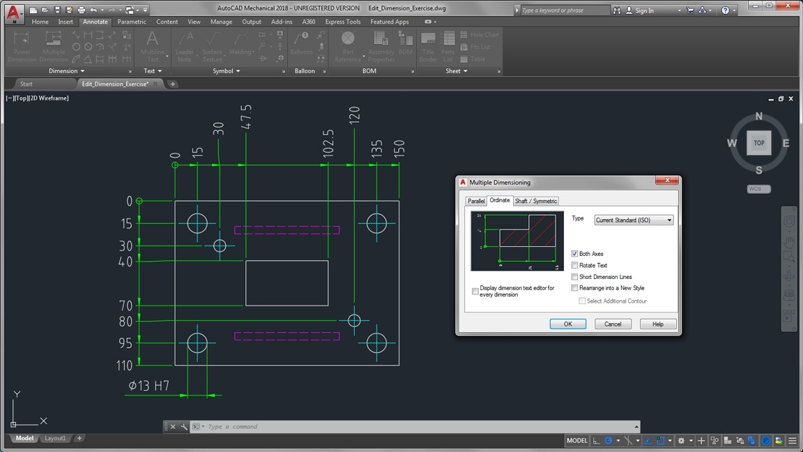 Autocad mechanical toolset mechanical design software for Mobel cad programm