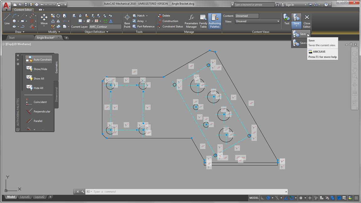 Mechanical Engineering Design Software | AutoCAD Mechanical | Autodesk