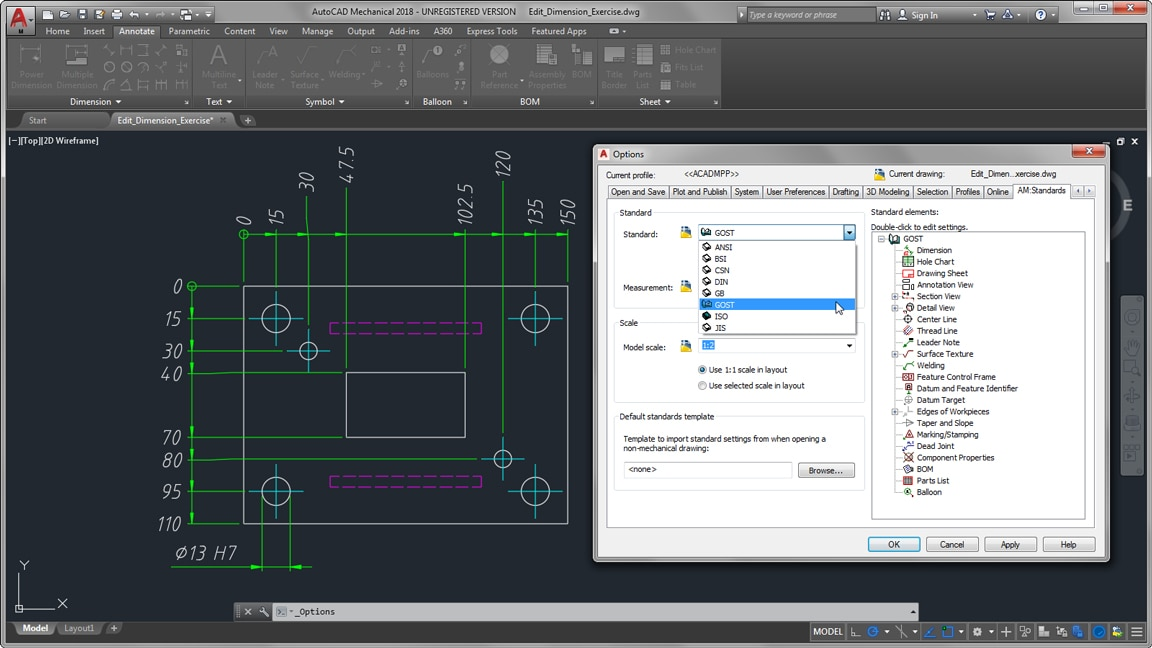 Compra Autodesk AutoCAD Mechanical 2014