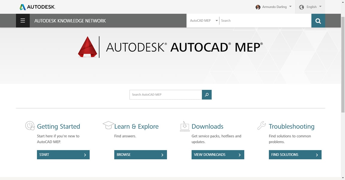 Get tips and tricks from the Autodesk Knowledge Network