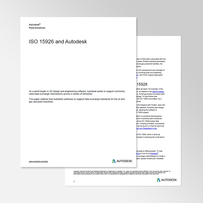 Piping and instrumentation diagram software meets ISO 15926 standard