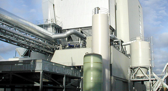 Aalborg Energie Technik designs biomass plants
