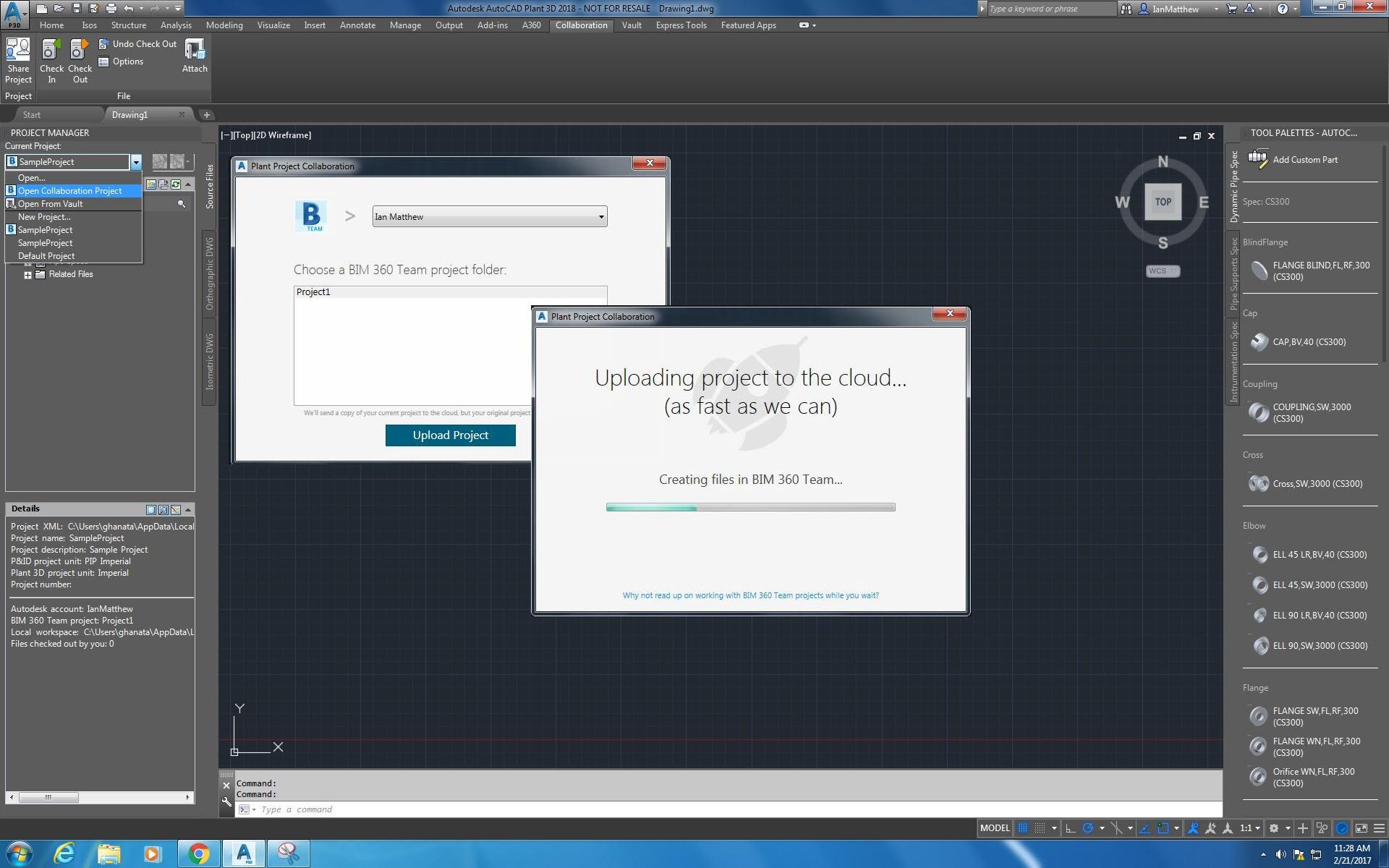 Conjunto de herramientas AutoCAD Plant 3D | Software de diseño de ...