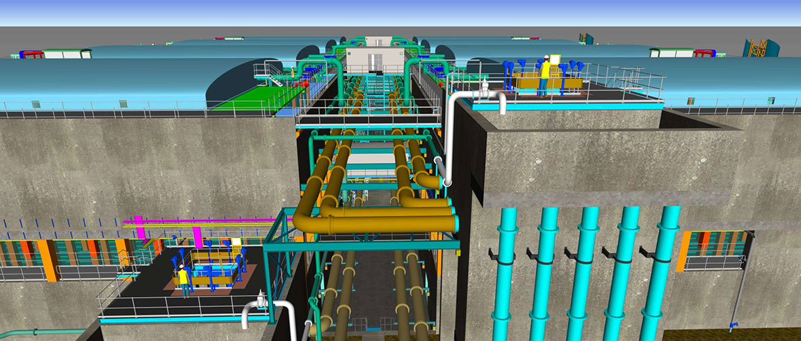 gallifordtry costain atakins collaboration - Autoplant 3d