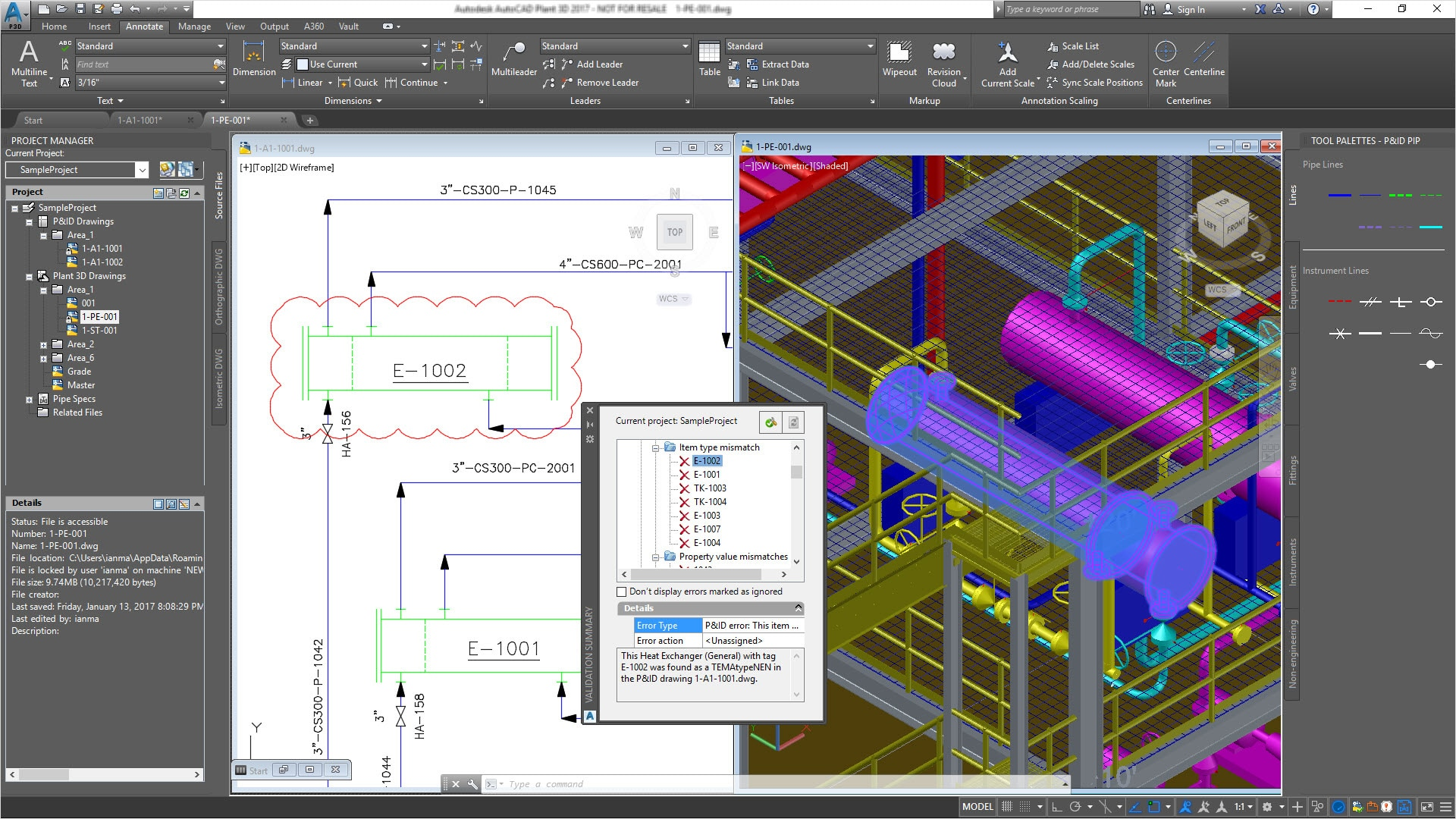 Autocad plant 3d toolset 3d plant design software for 3d cad software