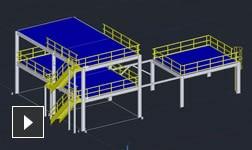 Video: Watch AutoCAD Plant 3D overview