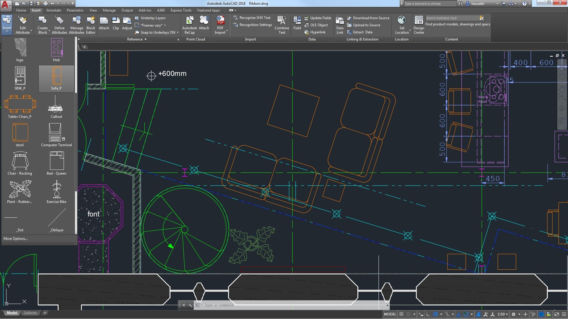 O Que H De Novo No AutoCAD 2019 Recursos Autodesk