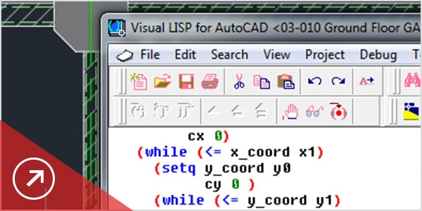 Customise AutoCAD to help increase productivity and enforce CAD standards.