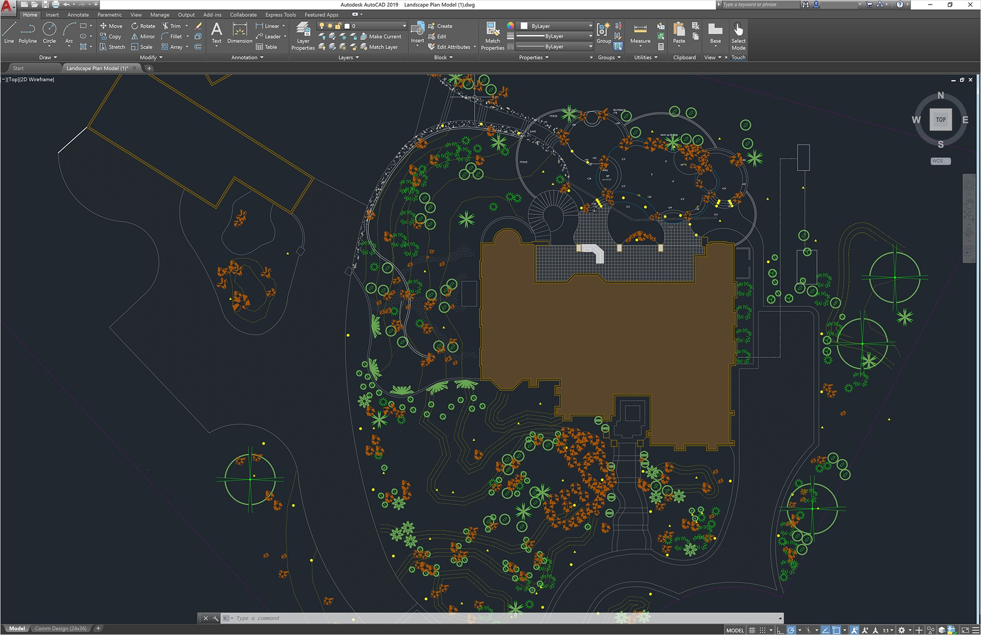 Whats new in autocad 2019 features autodesk take advantage of 2d graphics enhancements baditri Choice Image