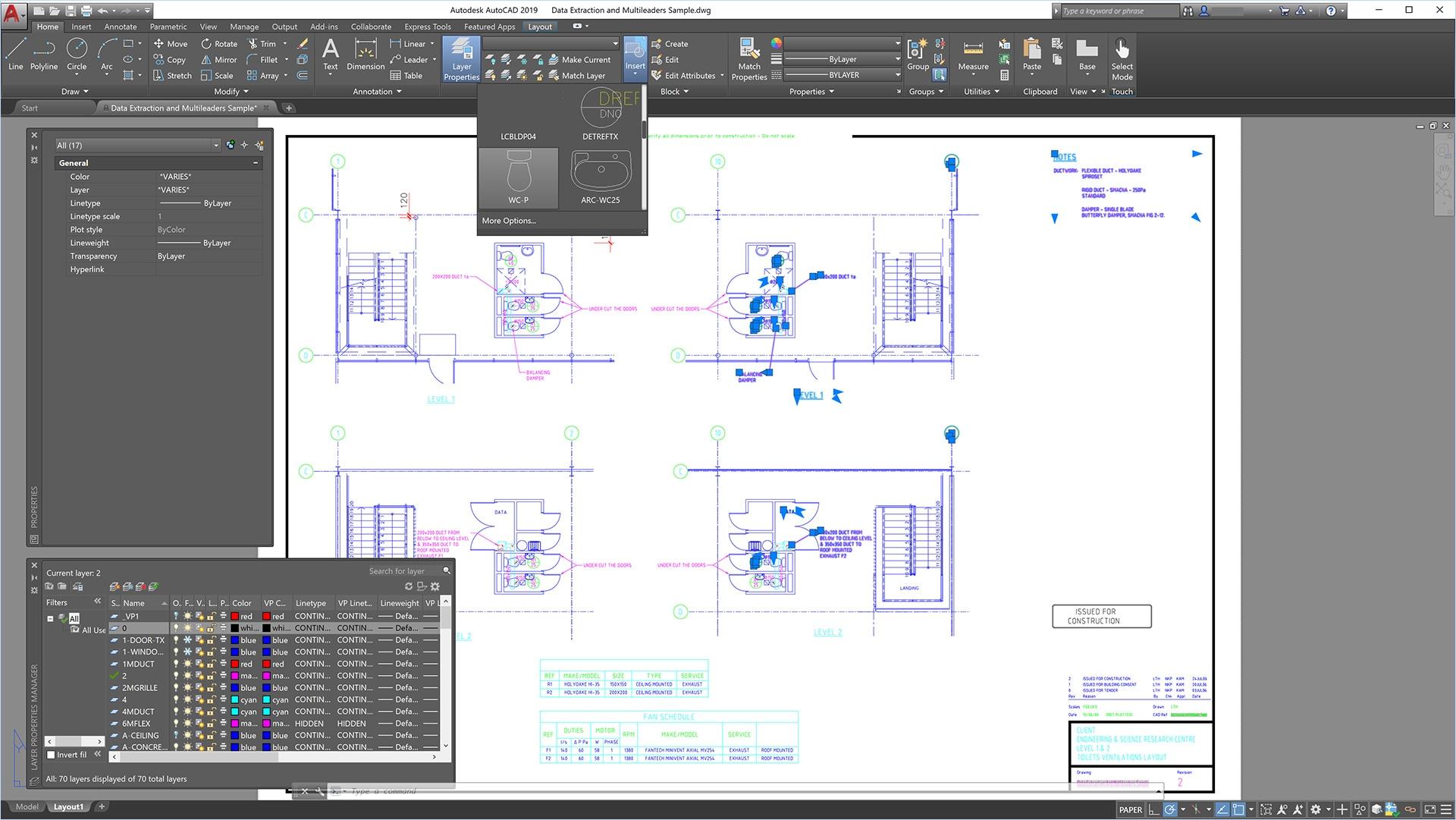 Nouveaut s d 39 autocad 2019 fonctionnalit s autodesk for Fenetre zoom autocad