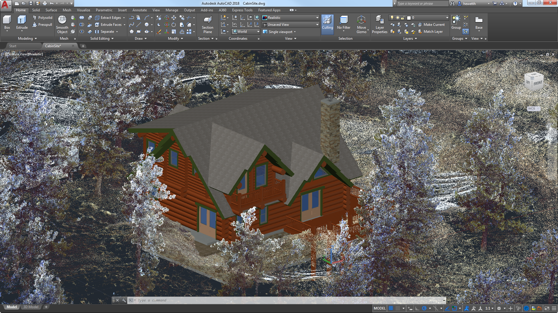 create and communicate almost any design with 3d modelling and visualisation tools