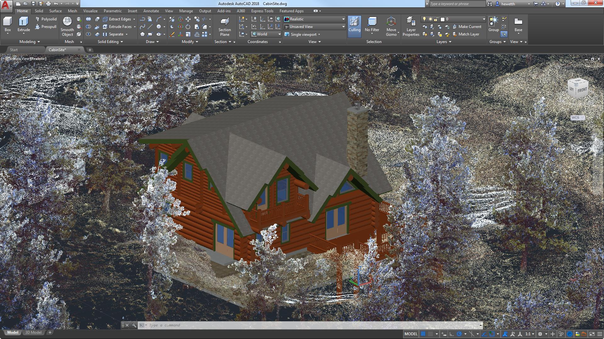 Erstellen Und Kommunizieren Sie Nahezu Jede Konstruktion Mit Werkzeugen Für  3D Modellierung Und Visualisierung