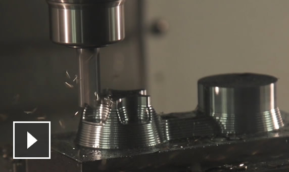 Video: Constant cutting tool forces allow for maximum efficiency.