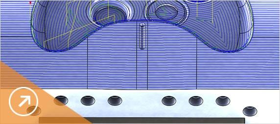 CAD モデルの設計変更を即座に更新